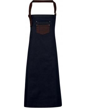 """Tablier à bavette """"Division"""" PZ136 - Vêtement de travail Personnalisé avec marquage broderie, flocage ou impression. Grossist..."""
