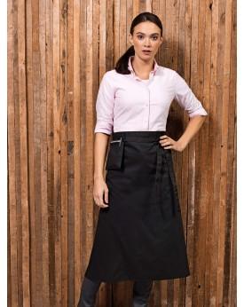 """Tablier taille """"Bistro"""" PZ156 - Vêtement de travail Personnalisé avec marquage broderie, flocage ou impression. Grossiste vet..."""
