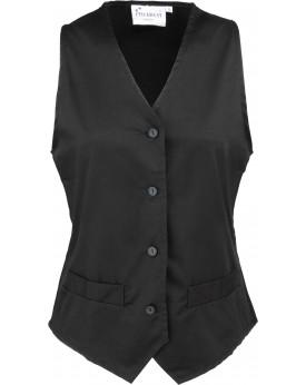 GILET DE SERVEUSE - Vêtement de travail Personnalisé avec marquage broderie, flocage ou impression. Grossiste vetements vierg...