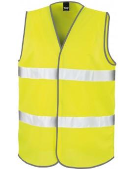 Gilet de sécurité High Viz Motorist Conforme à la norme EN ISO 20471:2013 catégorie 2 R200XT - Vêtement de travail Personnali...