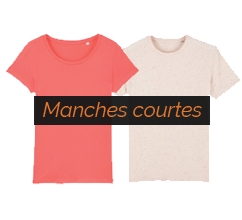Tee-shirts Manches Courtes