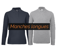 Polos Manches Longues